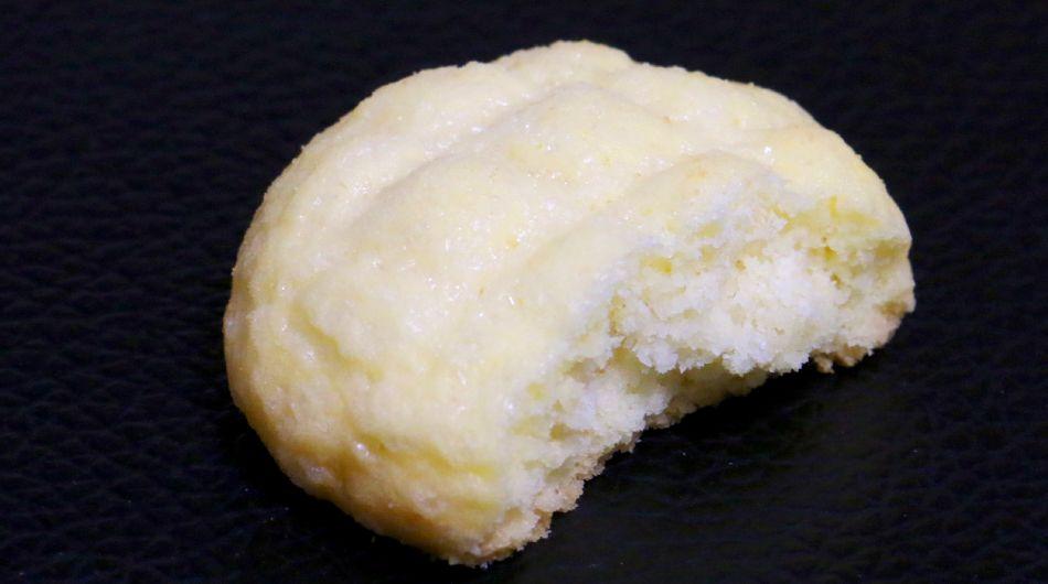 小さなメロンパンminiクッキー断面