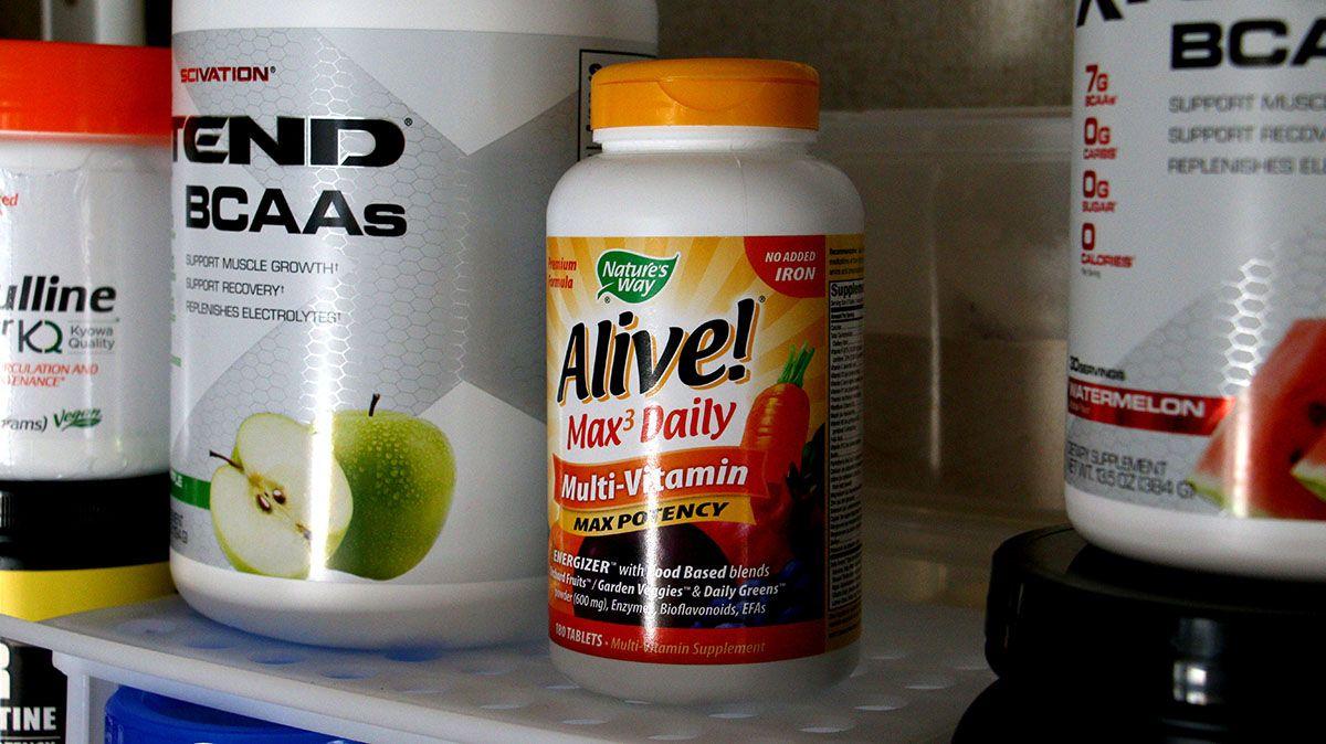 Alive-Max3Dailyマルチビタミン